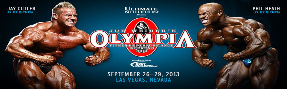 Mr Olympia 2013, qui va succéder à Phil Heath ?