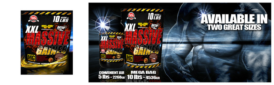 PHPEdge XXL Massive Gainer Test et Avis