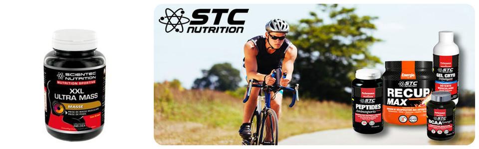 STC Nutrition XXL Ultra Mass, pour une prise de poids rapide