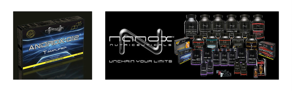 Nanox Androx Q-12, tirez le maximum de vos efforts