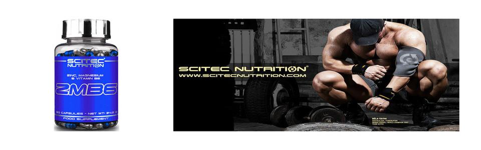 Scitec ZMB6, l'essentiel des vitamines et minéraux