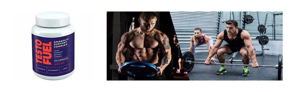TestoFuel pour un renforcement musculaire révolutionnaire