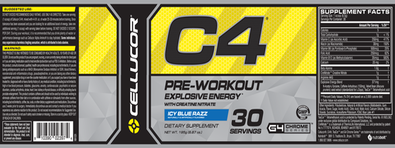 ingredients-de-cellucor-c4-extreme