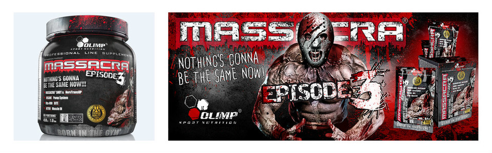 Massacra 3 de Olimp, l'épisode 3 de Massacra