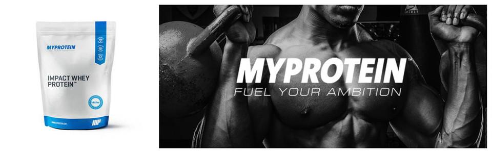 Myprotein, l'incontournable boutique en ligne