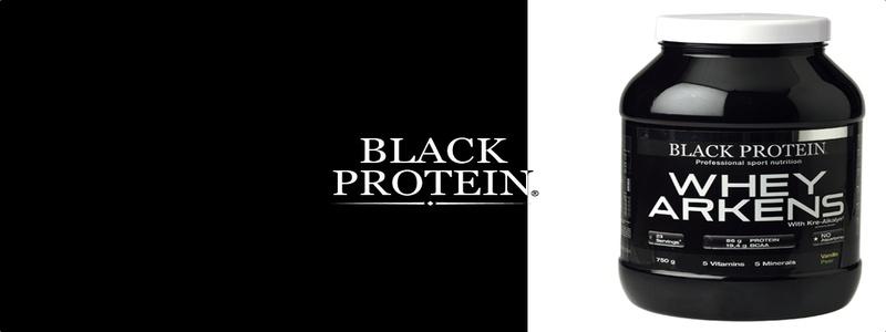 Whey Arkens Black Protein, le dosage optimisé