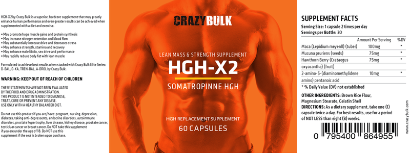ingredients-de-crazybulk-hgh-x2