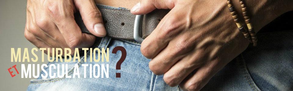 Masturbation et musculation banniere