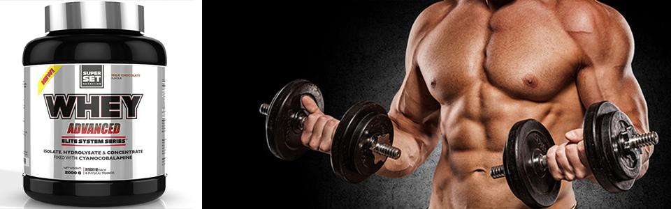 Whey Protéine Advanced Superset Nutrition, une triple dose de whey pour vous ?