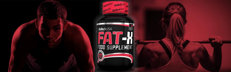 Fat-x de BioTech USA : le brûleur de graisse à l'américaine !