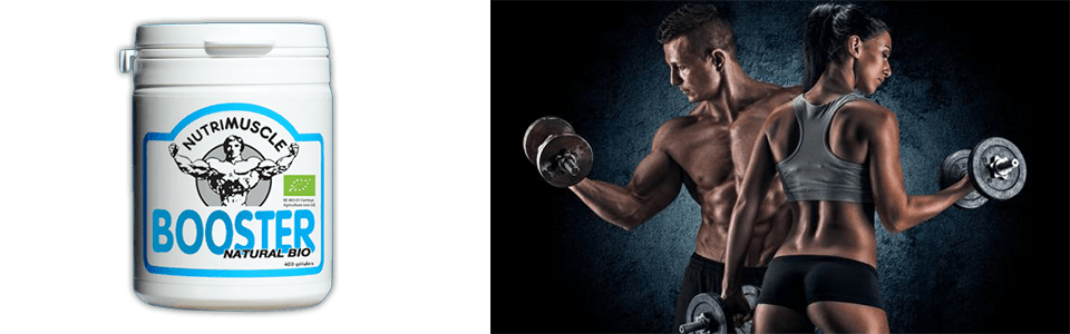 Natural Bio Booster de NutriMuscle : un booster simple au prix réduit
