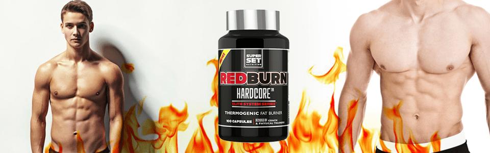 RedBurn Hardcore SuperSet : un brûleur de graisse vraiment Hardcore ?