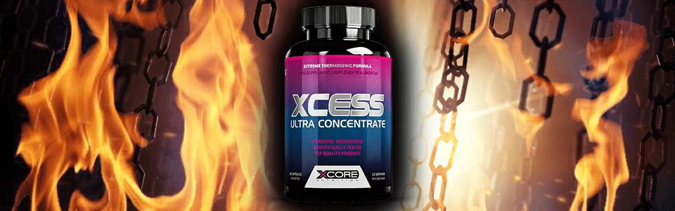 Xcess Ultra Concentrate de Xcore Nutrition : le produit thermogenèse par excellence !