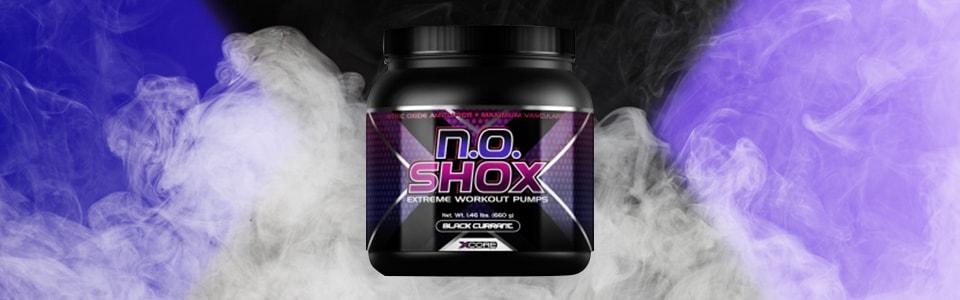 N.O. Shox de Xcore Nutrition : le plein d'oxyde nitrique !